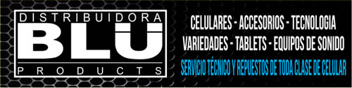 DISTRIBUIDORA BLU PRODUCTS