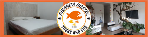 PIRAÑITA HOSTEL