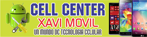 CELL CENTER XAVI MOVIL
