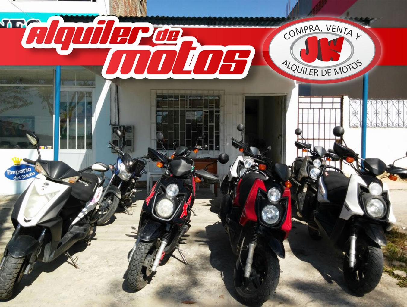 Pagina Oficial Alquiler Compra Venta De Motos Jw Leticia